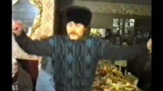 Gypsy dance. Home video, Russia