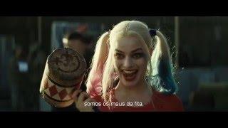 Esquadrão Suicida - Trailer Legendado Português