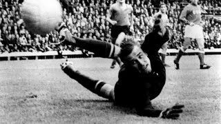 Lev Yashin ● The Legendary Goalkeeper