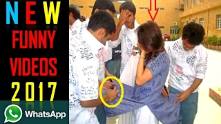 Most Funny videos Ever in The World for Kids 2017  Funny Clips