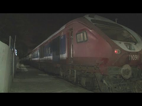 This is That Train of Amritsar - Video From Amritsar Railway Station