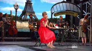 Taylor Swift - Taylor's Best Live Performances From RED