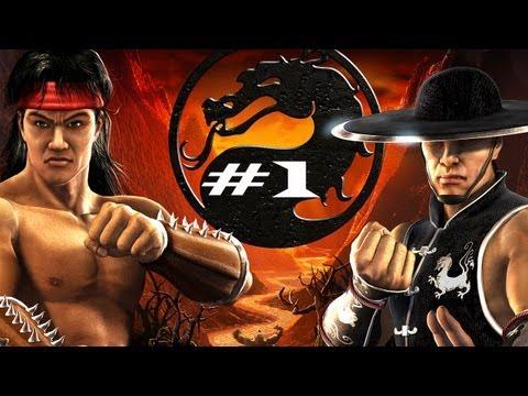 Xxx Mp4 เปิดตำนานศึกยอดคนทะลุโลก Mortal Kombat Shaolin Monks 1 W ป๋อง เดอะ คอสเพล์เยอร์ 3gp Sex