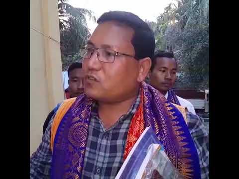 Xxx Mp4 ABSU President Promod Boro On Tribal Status To 6 Community 3gp Sex