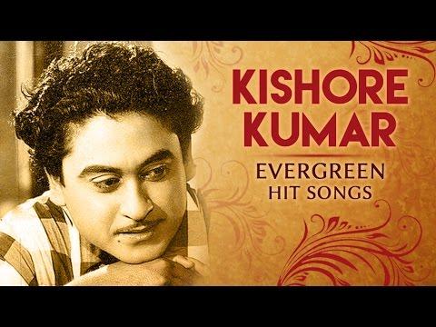 Kishore Kumar Hit Songs Jukebox | Evergreen Romantic Songs Collection | Full Video Songs Jukebox