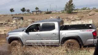2017 Toyota Tacoma Crawl Control Mud