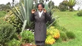 NINGAMWONA - SARAH WANGUI