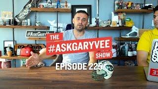 Salty Vee, Passion vs Skill & the Best Platforms for Filmmakers | #AskGaryVee Episode 225