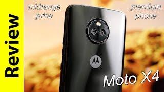 Moto X4 | a premium phone for a midrange price