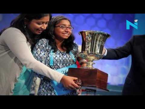 12 year old Indian origin Ananya wins 90th Scripps National Spelling Bee