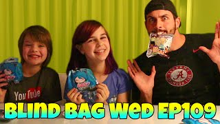 BLIND BAG WEDNESDAY EP109 | ActOutGames & Jay Squared | DISNEY & HATSUNE MIKU