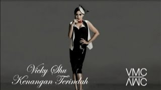 Vicky Shu - Kenangan Terindah (Video Lyrics)