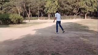cricket match getting hot