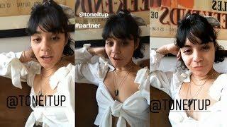 Vanessa Hudgens | Snapchat Story | 7 May 2018