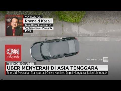 Xxx Mp4 Uber Menyerah Di Asia Tenggara Rhenald Kasali Guru Besar Ekonomi UI 3gp Sex