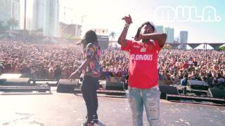Chief Keef Rolling Loud Vlog & Performances shot by @colourfulmula