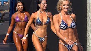 Battle of the Top 3 Bikini Girls Compete at Venice Beach