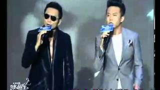 หลิวอี้เฟย[liu yi fei] เพลง Meng Bu Si รอบปฐมทัศน์ The Four ปักกิ่ง]   YouTube