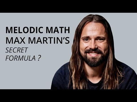 Xxx Mp4 Melodic Math Max Martin S Secret Songwriting Formula Episode 14 3gp Sex