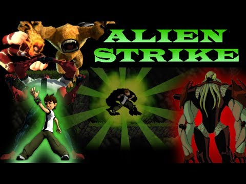 Ben10 Alien Strike Full Gameplay