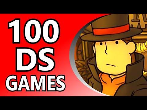 Xxx Mp4 Top 100 DS Games Random Order 3gp Sex