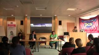 Olympics Meeting - Q&A with Tim Armit and Fiona Staff (Pt 2) - 20th March 2012