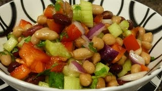Mix Beans Salad(Chatpata Style)