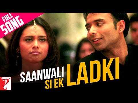 Saanwali Si Ek Ladki - Full Song | Mujhse Dosti Karoge | Hrithik | Kareena | Rani | Uday