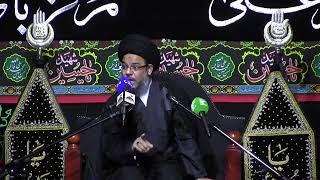 [Majlis] 7th Muharram 1439/2017 - Ayatollah Sayed Aqeel ul Gharavi