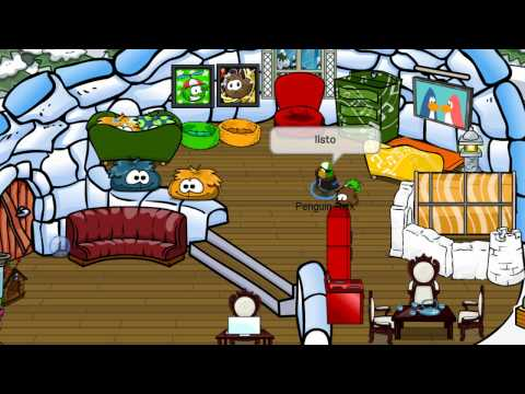Club Penguin Un día de pelea Penguin Rick HD