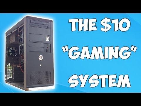 The 10 Custom Gaming PC