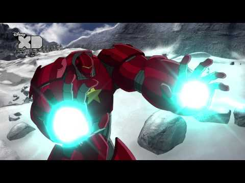 Avengers Assemble - The Power Source - Official Disney XD UK HD