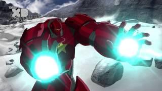 Avengers Assemble - The Power Source - Official Disney XD UK HD