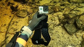 Found GoPro Underwater Lost 4 Years Ago! (Reviewing the Footage)   DALLMYD