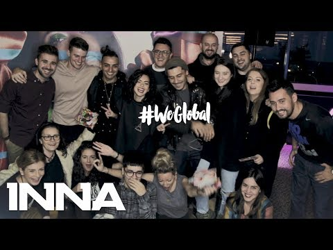 INNA   On The Road #249 - Otopeni International Airport