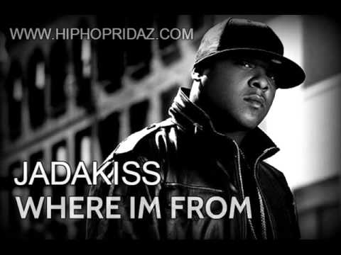 Jadakiss - Where I'm From (Freestyle)
