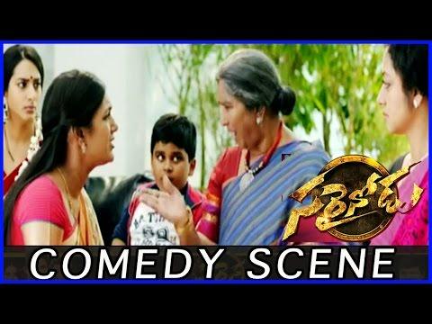 Xxx Mp4 Sarainodu Comedy Scene Between MLA And Annapurna Allu Arjun Rakul Preet Singh 3gp Sex