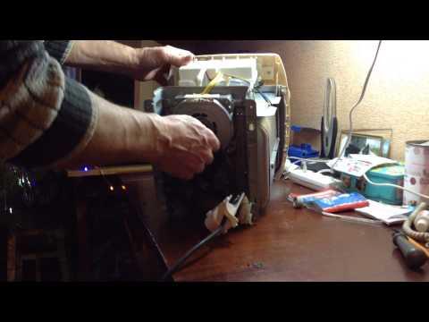 Ремонт ведра хлебопечки своими руками видео
