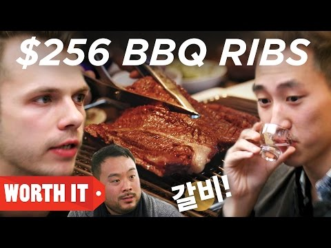 Xxx Mp4 13 BBQ Ribs Vs 256 BBQ Ribs • Korea 3gp Sex
