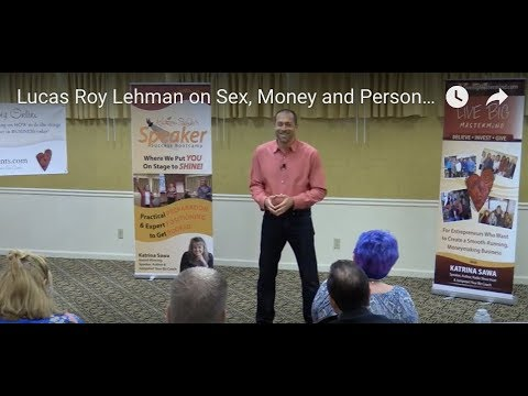 Xxx Mp4 Lucas Roy Lehman On Sex Money And Personal Power 3gp Sex