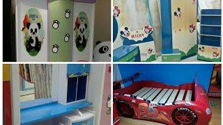 حصري في الجزائر غرف نوم للأطفال خاصة بالذكور