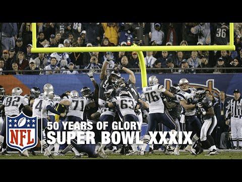 Xxx Mp4 Patriots Vs Eagles Super Bowl XXXIX Highlights 50 Years Of Glory 3gp Sex