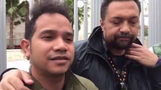 Los Angeles, Amerika Serikat Feat Ari Sihasale dan Nia Zurkafnaen Bersama Grup Vocal Pacenogei Papua