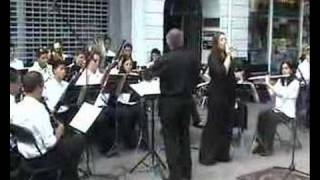 Petach Tikva Youth Orchestra Memory from Cats
