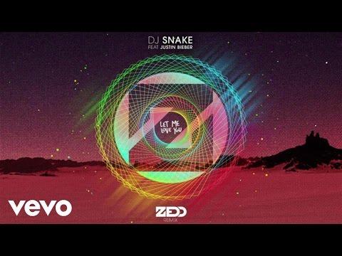 DJ Snake, Zedd - Let Me Love You (Audio/Zedd Remix) ft. Justin Bieber