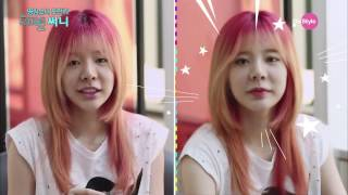 Channel少女时代_少女时代Sunny示范三分钟速成妆!