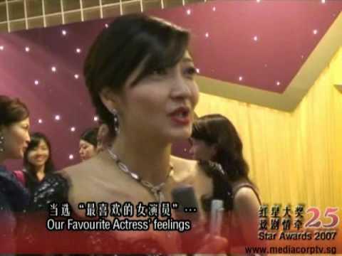 Xxx Mp4 Huang Biren WINS Favourite Actress 黄碧仁勇夺最喜爱女演员! 3gp Sex