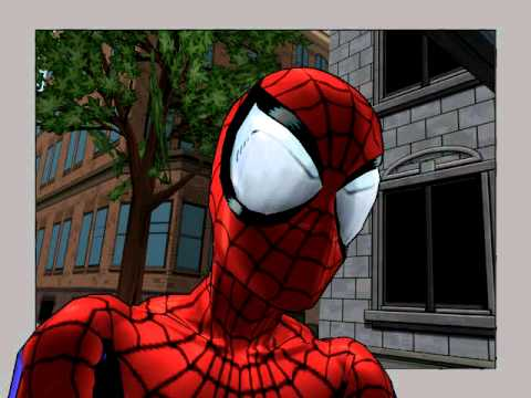 Let s Play Ultimate Spider man Part 1