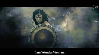 Wonder Woman + Captain America fanmade trailer [ Engsub]