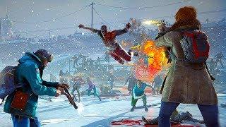 WORLD WAR Z Trailer #2 (2018) Zombie Game
